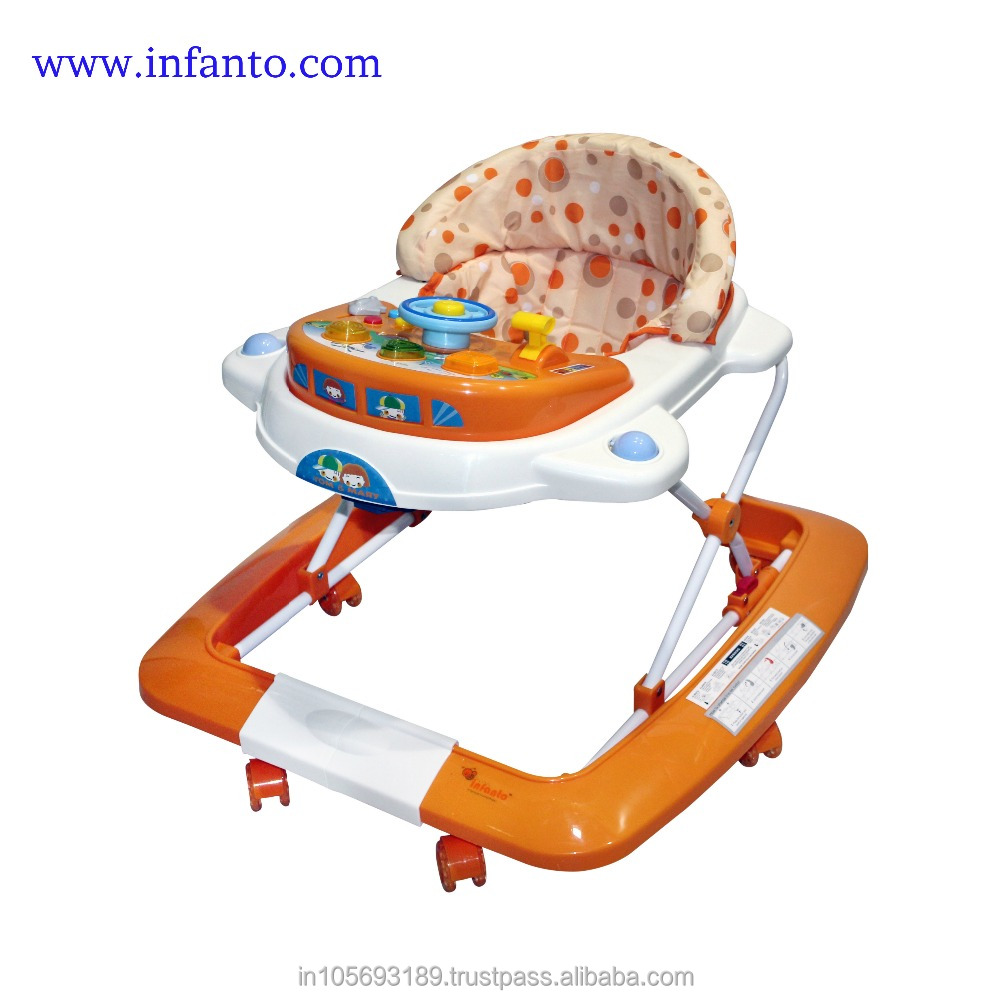 7663a17ee6df Unique Style Airplane Baby Walker - Buy Multipurpose Walker Product ...