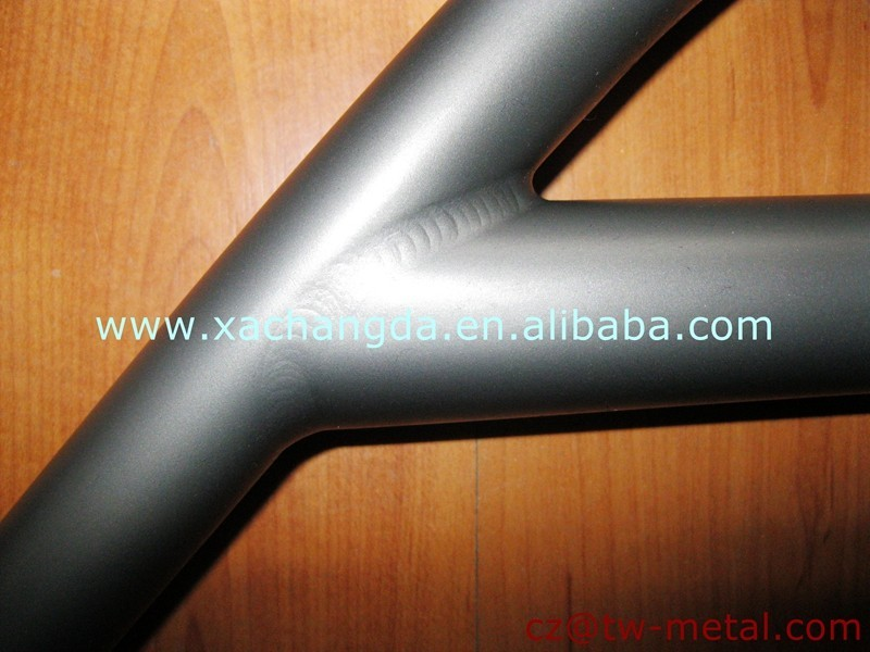 XACD titanium track handlebar customize handlebar all lifetime warranty