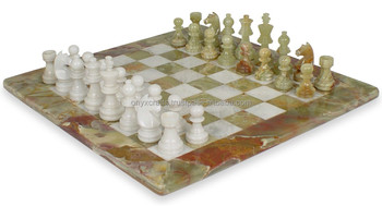 Low Cost Onyx Marble Chess Set With Figure Buy Marble
