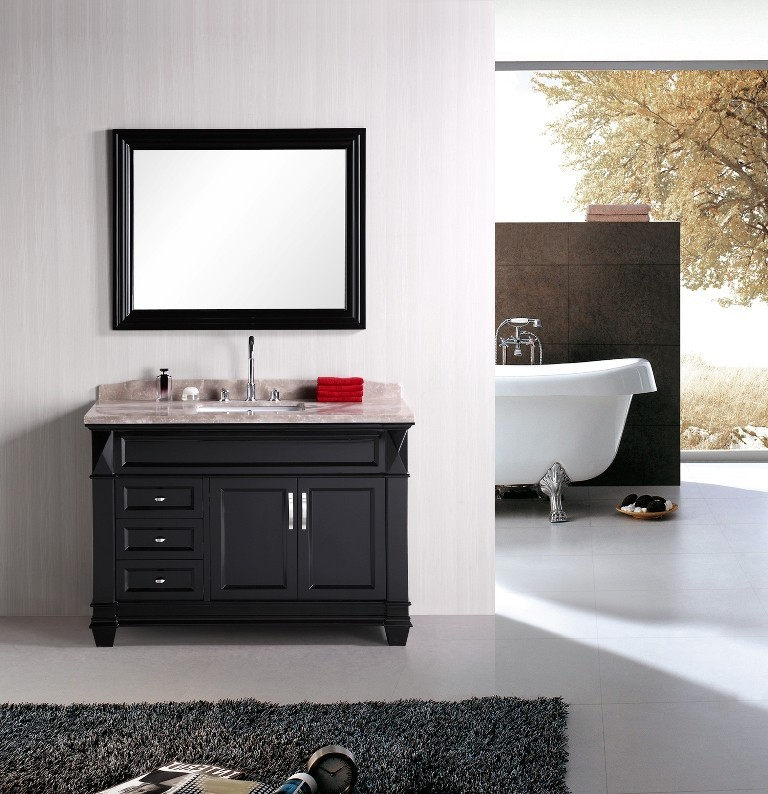 Wall Mounted Sliding Bathroom Mirror Cabinet India Morden Country Style Cheap Vanity
