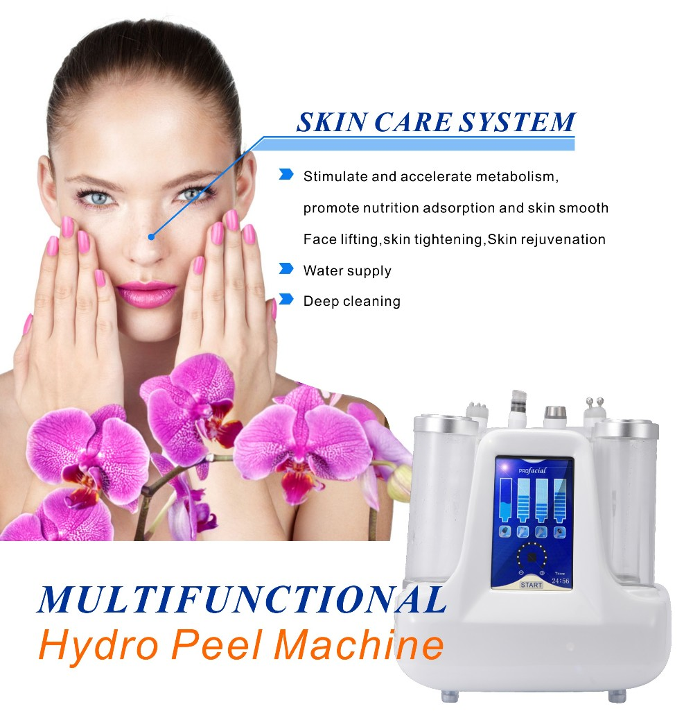 Spa Skin Care: Spa Use Skin Care Deap Cleaning Water Peel