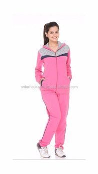 dddc8d7ca7 Buy Women's Poly Cotton Fleece Tracksuit Online At Low Prices In Pakistan.  - Buy Online Wholesale Tracksuits,Track Suit For Women,Custom Design Sports  ...