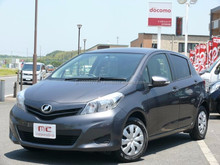 japanese and Right hand drive auction VITZ 2013 used car