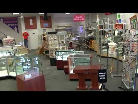 Glass & Jewelry Showcases By M. Fried Store Fixtures