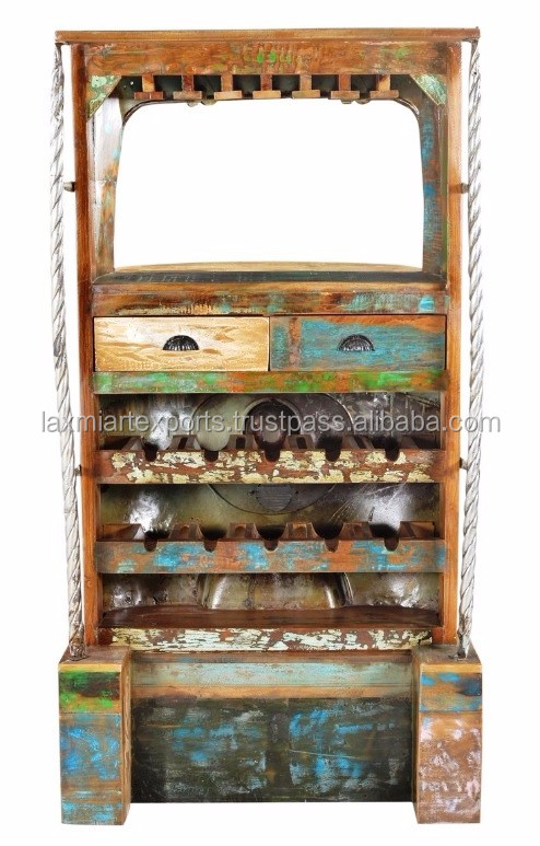 Tuk Tuk Bar Auto Rickshaw Shape Bar Cabinet Cool Retro Bar