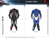 high quality low price motorbike Leather Suit for men