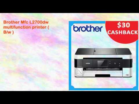 Brother Mfc L2700dw multifunction printer