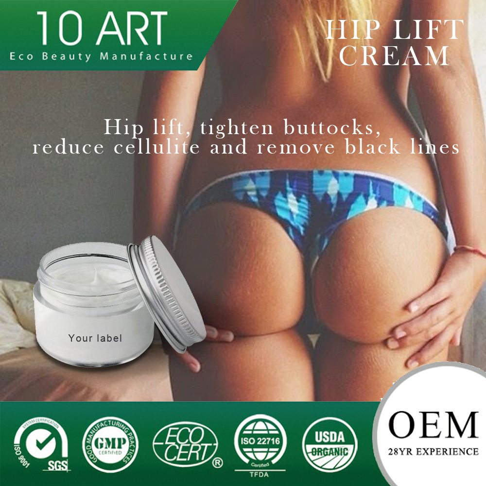 Hip Lift Buttock Massage Cream Buttocks Enhancement Up ...