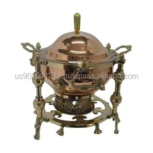 COPPER CHAFING DISHES FOR CATERING
