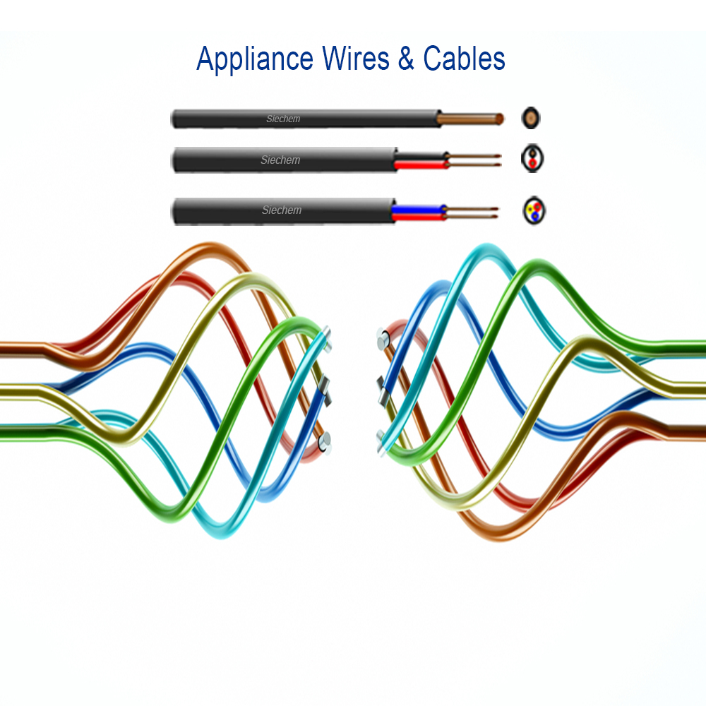 Appliance Wires & Cables
