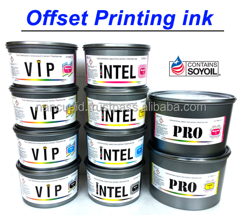 (0318) Korea Factory high quality printing uv offset ink