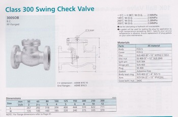 KITZ Ductile Iron Swing Check Valve_350x350 kitz ductile iron swing check valve buy swing check valve product