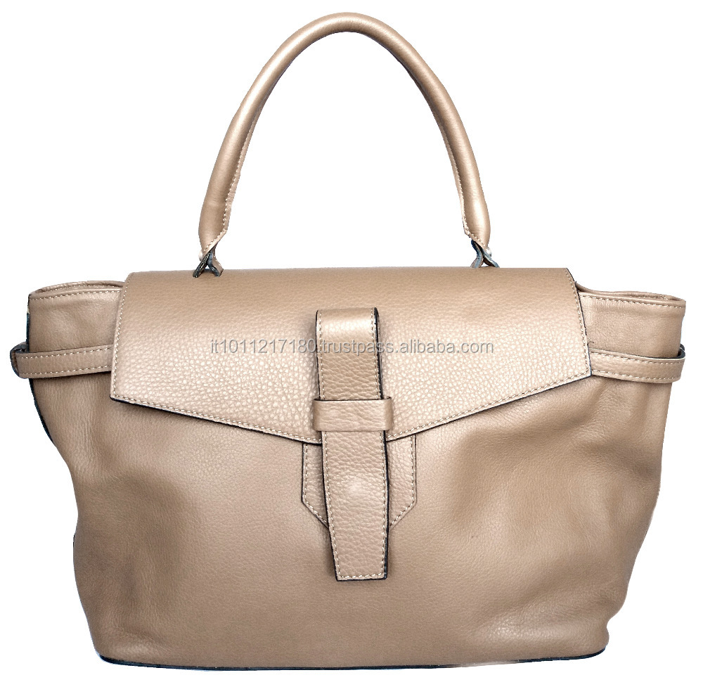 Genuine Leather bag made in italy inspired borse ispirate vera pelle donna women shoulder bag handbag TARA