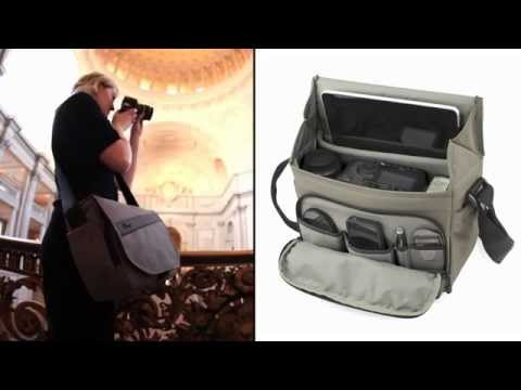 Lowepro Event Messenger 100, 150 & 250 Camera Laptop/iPad Bag