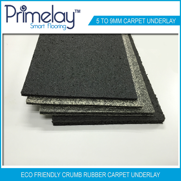 Carpet Underlay | Rubber Cushioning For Carpets