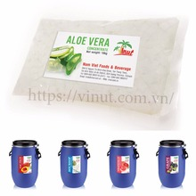 10kg GAC Concentrate, Soursop Concentrate, Aloe vera Juice Concentrate in Bag by VINUT Beverage Manufacturers Vietnam