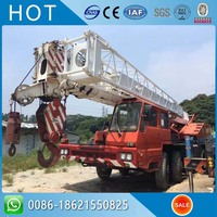 TG500E TADANO Crane 50 Ton Available For Sale , Japan Used Manual Crane TG500E