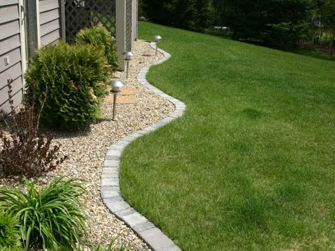 Get Quotations Landscape Edging Ideas Landscaping Stones