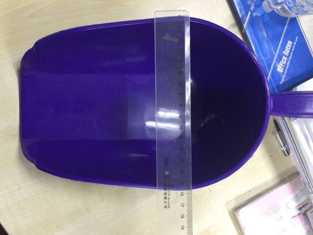NL9014 animal husbandry equipments plastic poultry scoop