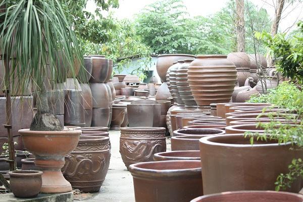 Garden Outdoor Planter Vietnam Rustic Terracotta Pots Whole