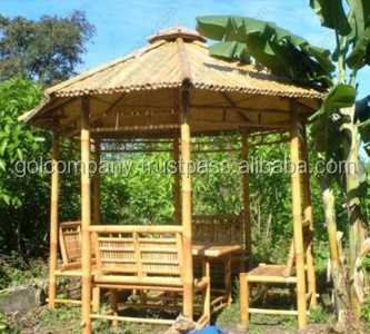 [wholesale] Bamboo furniture - Bamboo house bar - Tiki bar Hut - Natural bamboo bar Stool / Chair - Gazebo / Bungalow