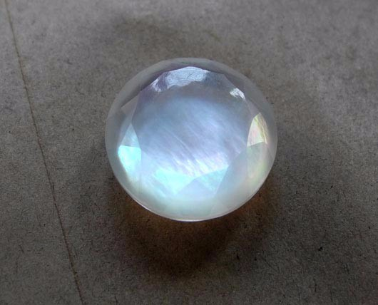Details about  /Wholesale Lot Natural Rani Chalcedony Round Rose Cut Loose Gemstone 13MM To 15MM