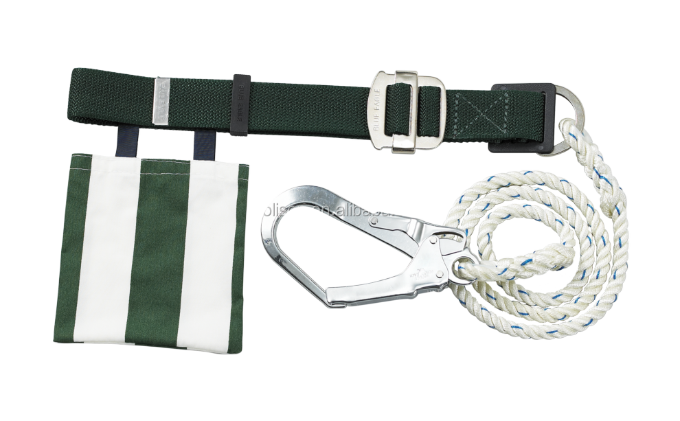 Blue Eagle Safety KA91 Fall Protection Belt Full Body Harness