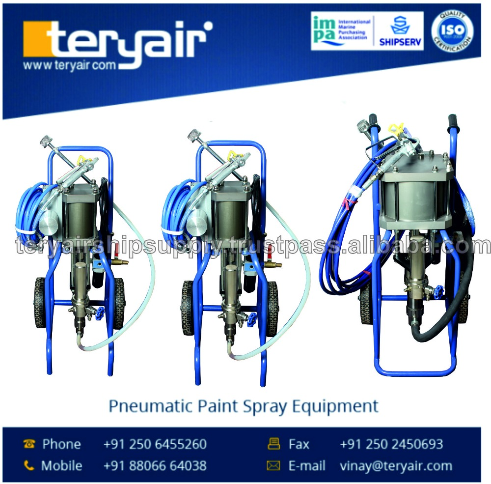 Top Quality Pneumatic Paint Spray Equipment