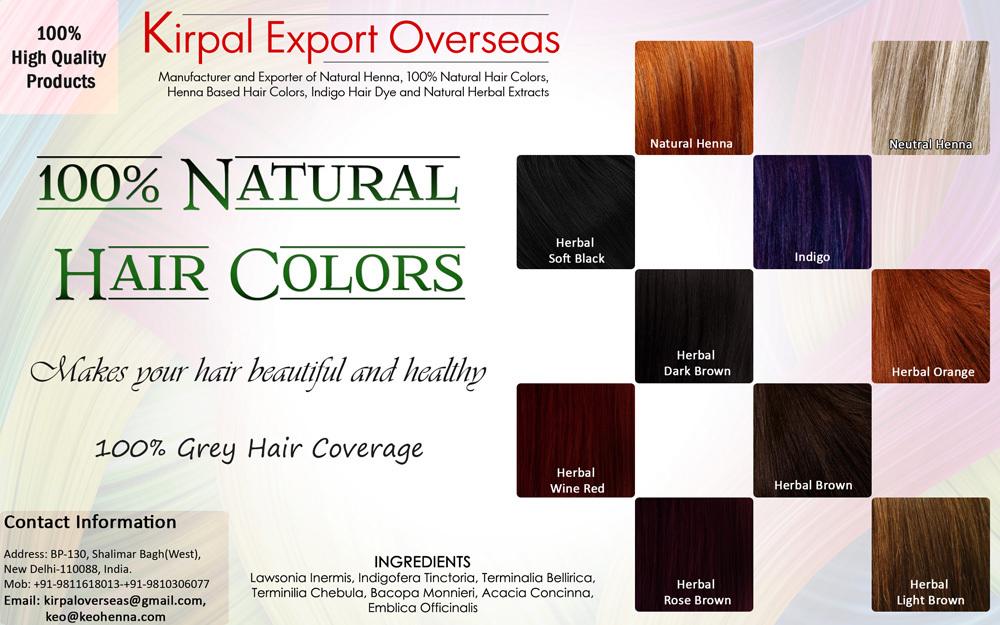 Where To Buy Natural Henna Hair Dye