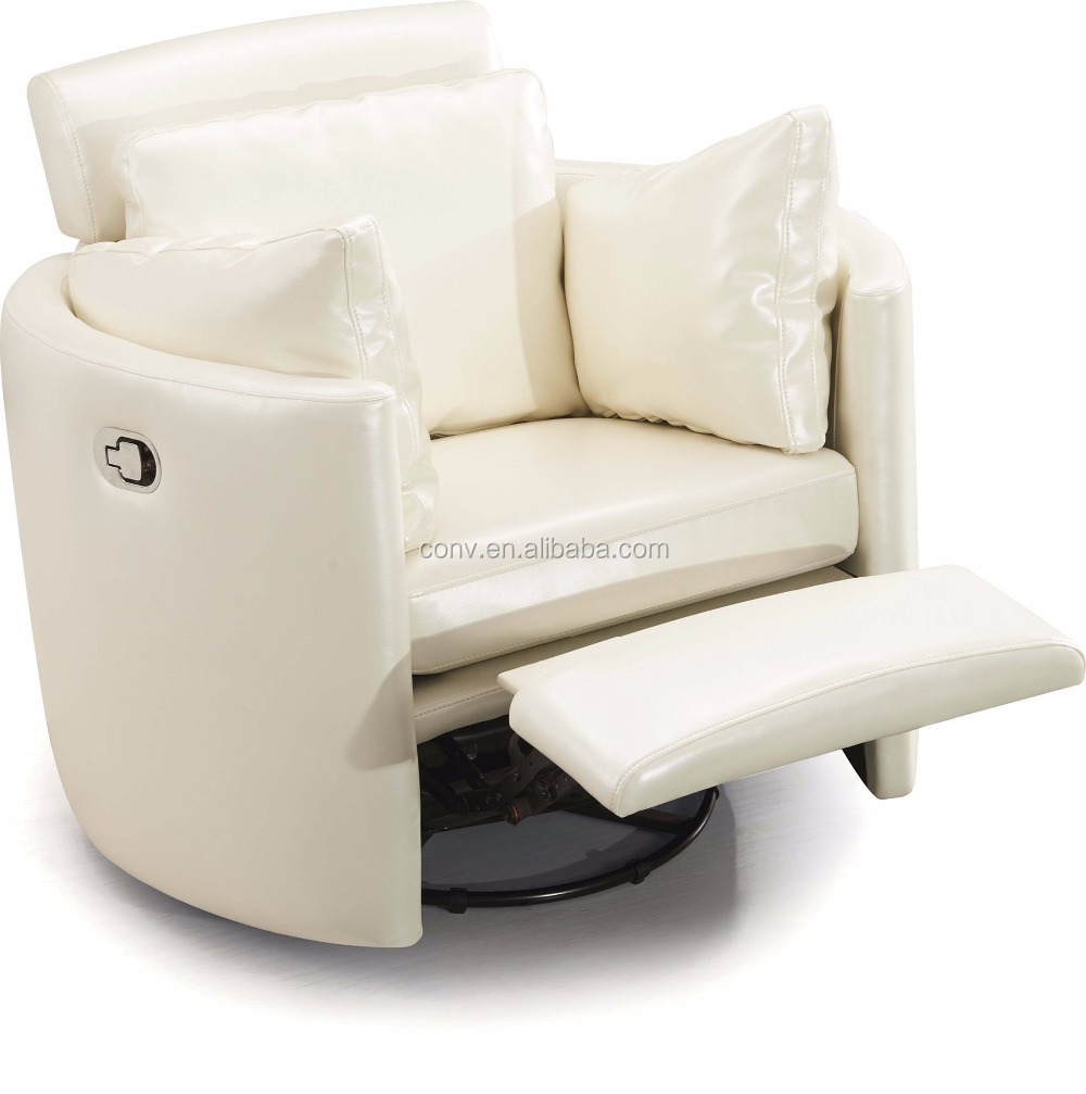 Living Room Modern Round Rocking Reclining Chair With Footrest  sc 1 st  Alibaba & Living Room Modern Round Rocking Reclining Chair With Footrest ... islam-shia.org