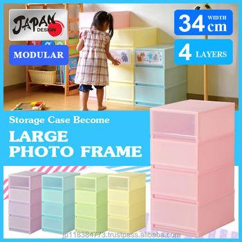 Cassettiere In Plastica Per Bambini.Cassettiera 34 Cm Giappone Fatto Da Cucina Modulare Soggiorno Stanza