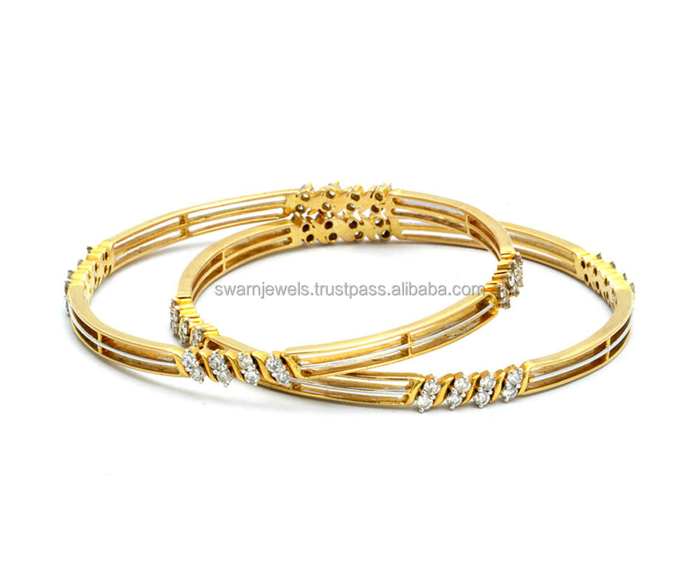 bangles bracelet products roberto white alvin princess coin diamond gold bangle