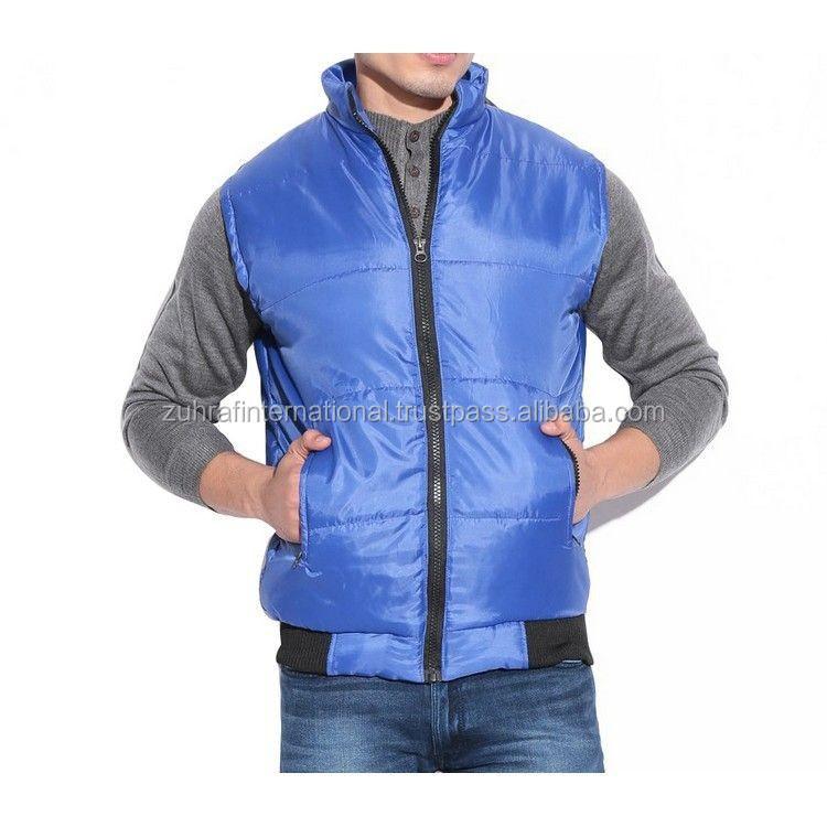 Men Sleeveless Bomber Jacket - Buy Formal Sleeveless Jacket,Custom ...