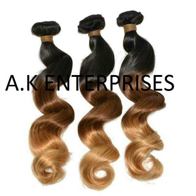 Ombre Human Hair Extension
