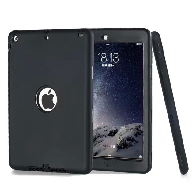 original shockproof silicone soft gel case for apple ipadmini 1/2/3/4