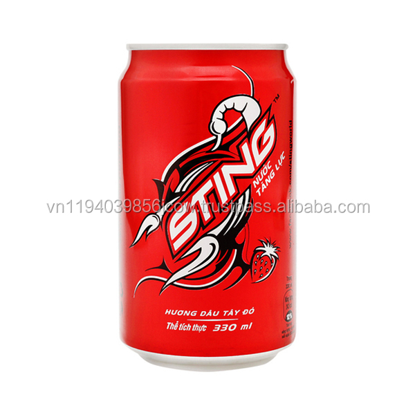 Vietnam Sting Energy Drink 250ml FMCG products
