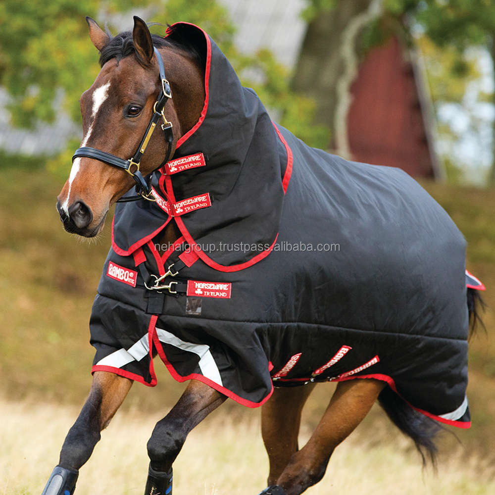 Winter Horse Rugs Uniquely Modern