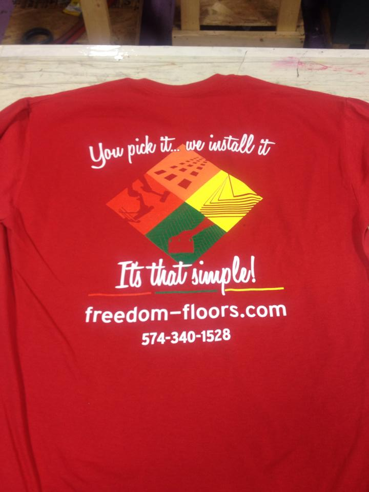 Custom Design Screen printing 100% Cotton OEM Manufacturer T shirts
