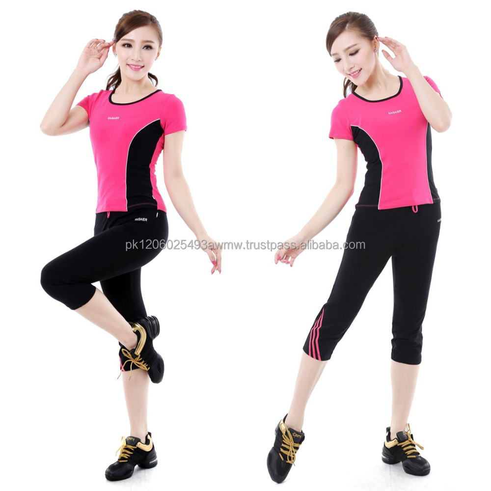 baf5165131118 Womens Active Workout Wears ladies Gym Wear
