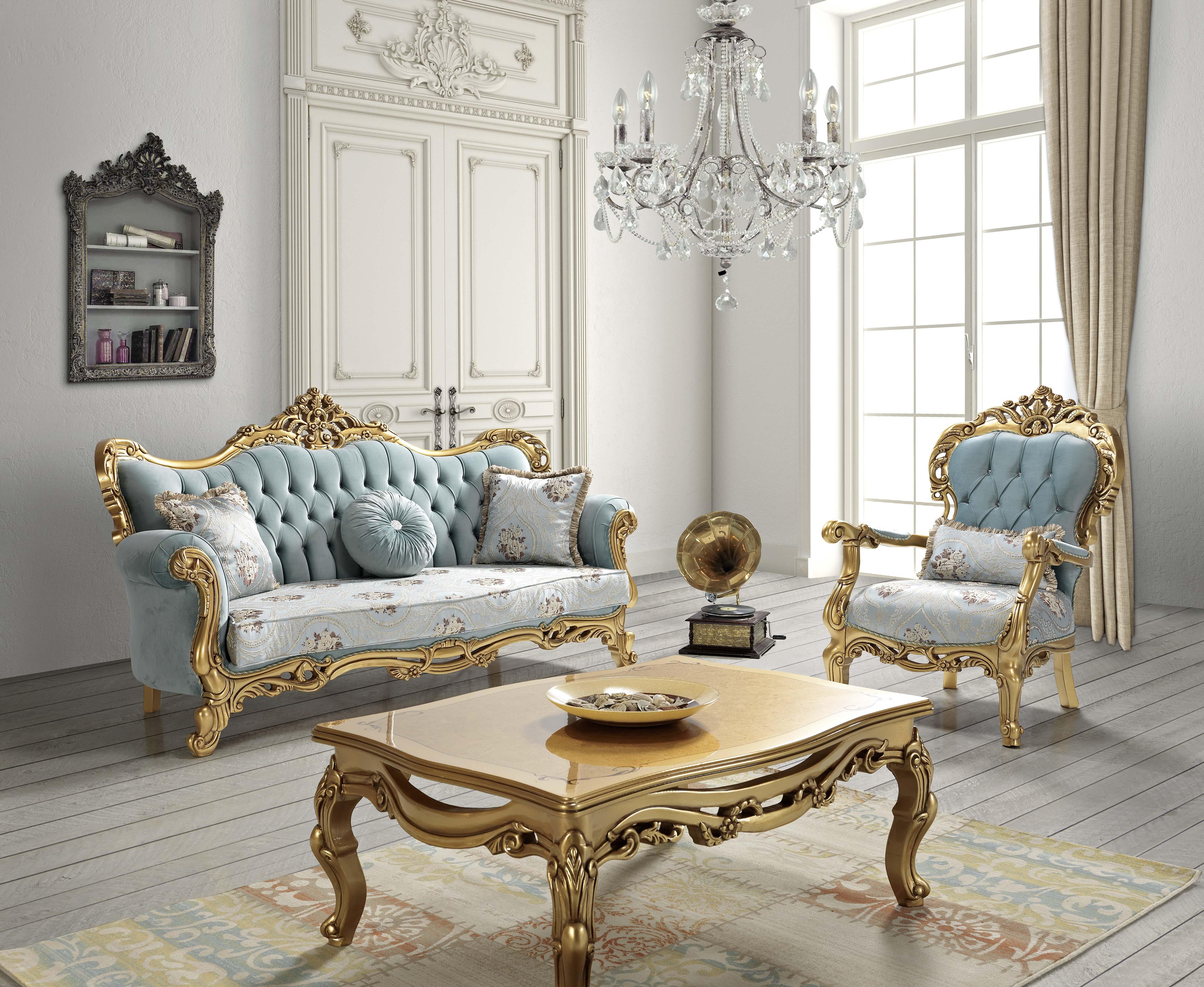 Elegance Clasic Sofa Sets Turkish