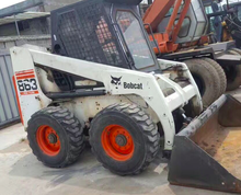 Utilizzato <span class=keywords><strong>bobcat</strong></span> S160 skid steer loader con buona qualità per la <span class=keywords><strong>vendita</strong></span>, <span class=keywords><strong>bobcat</strong></span> s175