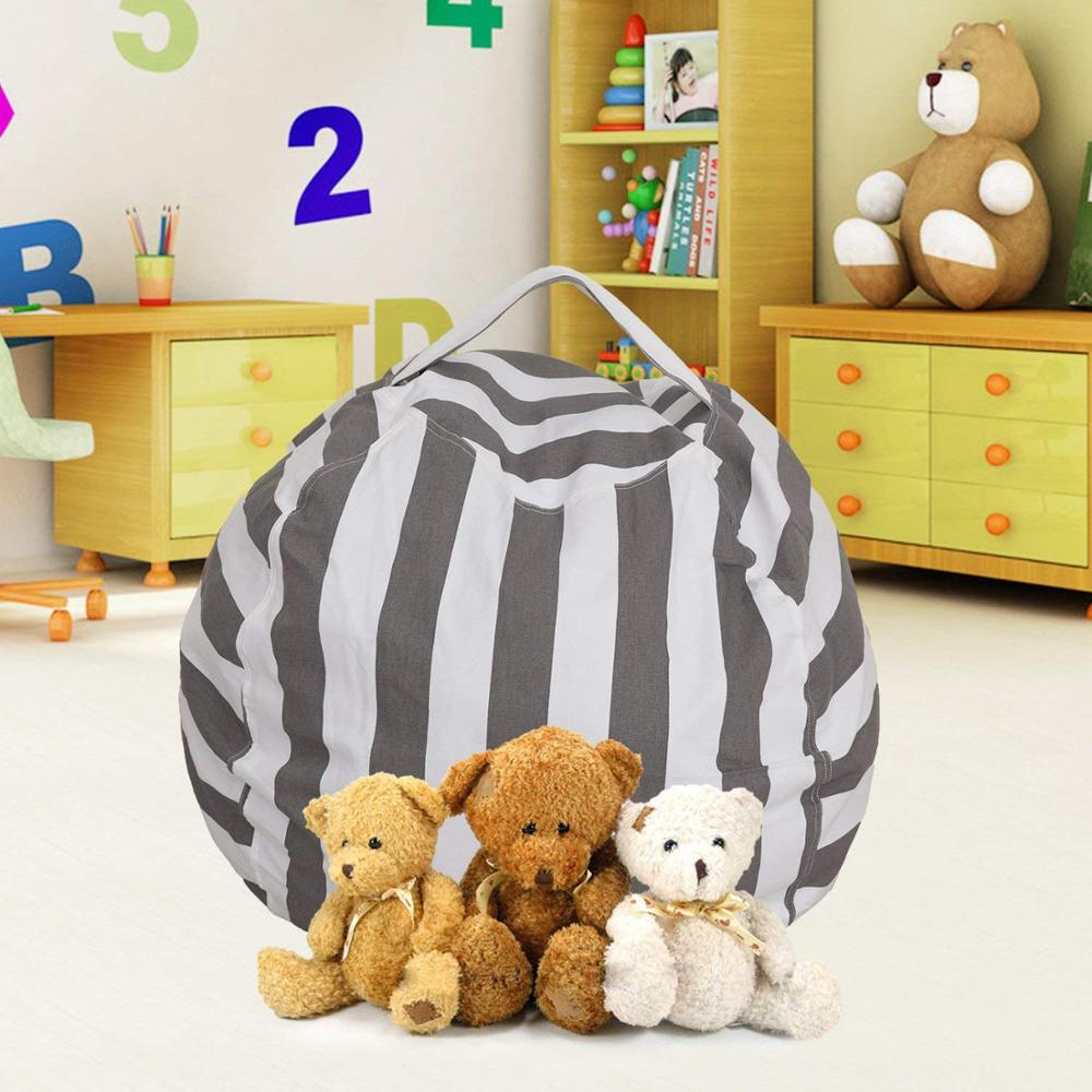 Fine 100 Cotton Canvas Extra Large Cover Kids Toy Storage Custom Bean Bags Stuffed Animals Bean Bag Chair Buy Stuffed Animal Storage Bean Bag Squirreltailoven Fun Painted Chair Ideas Images Squirreltailovenorg