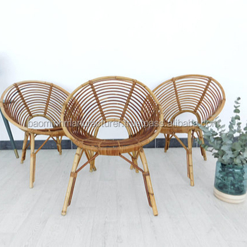 Rattan Furniture New Chair View