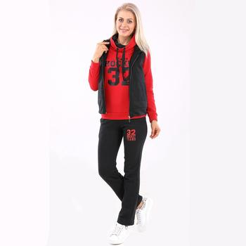 a466bbf1c9 3 Pieces Set Women Clothes Casual Hooded Sweatshirt Women Tracksuit Best  Quality Made In Turkey - Buy Womens Tracksuit,Ladies Hooded  Tracksuits,Casual ...