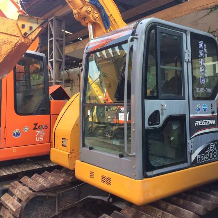 USED KATO HD308USV EXCAVATOR operational brand new great running condition cheap hot sale