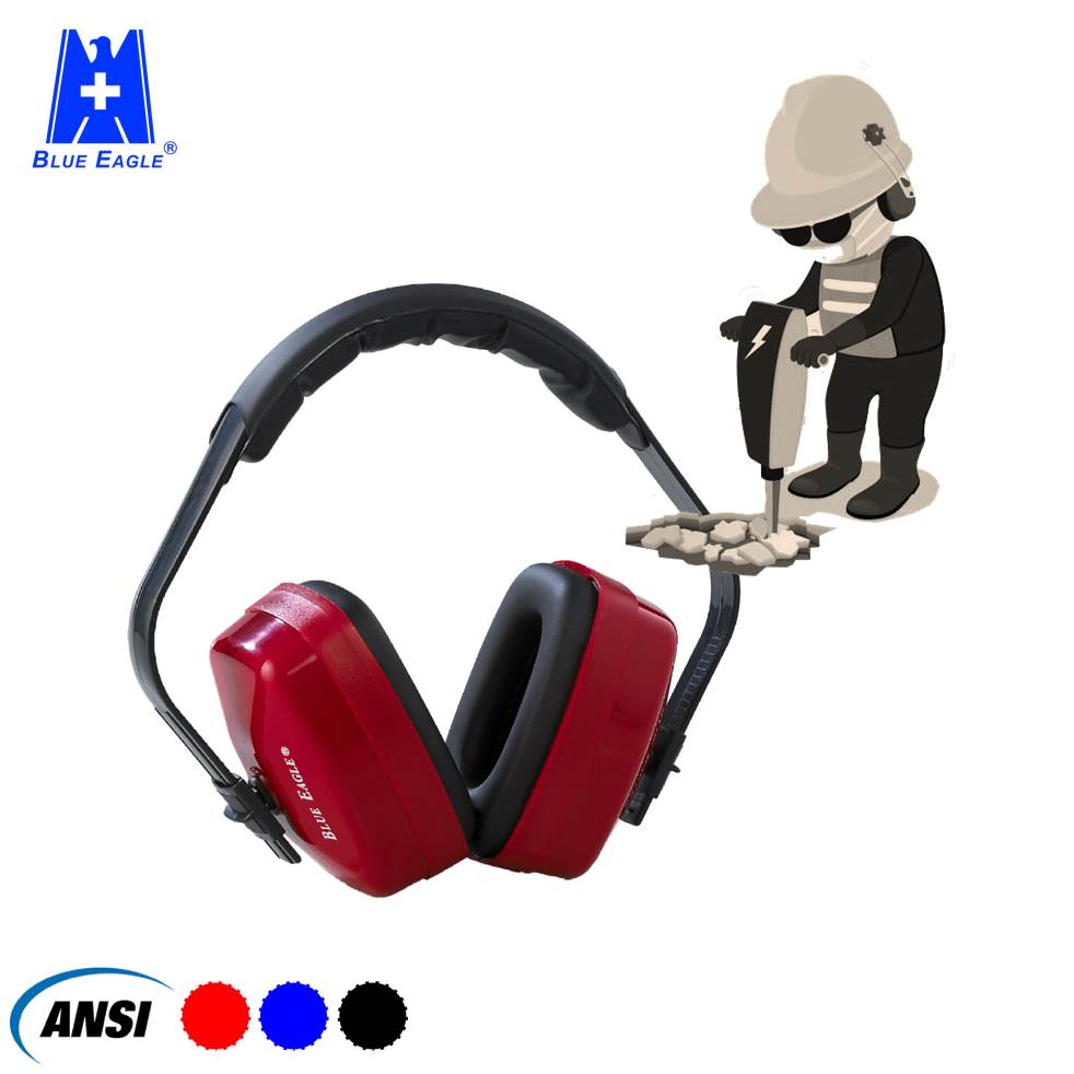 Best Hearing Protection >> Workplace Safety Supplies Em92rd Ansi S3 19 Best Hearing Protection Earmuffs Taiwan Buy Earmuffs Taiwan Earmuffs Best Hearing Protection Earmuffs