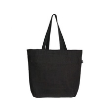 100% <span class=keywords><strong>Katun</strong></span> Tote Bag Hitam Supplier <span class=keywords><strong>India</strong></span>