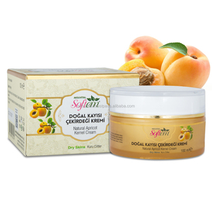 Apricot Kernel Oil Creams for Chocolate Skin Care Herbal Cosmetics Face Bright Cream Euro Prices Krem Creme Crema ...
