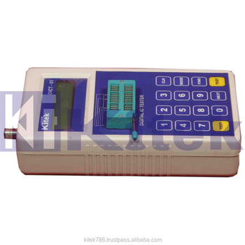 DIGITAL DEVICE TESTER Didactic Trainer Equipment