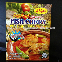 Fish & Seafood Curry